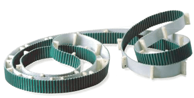 Clamping Plates and Timing Bars - Special Belts
