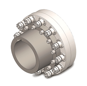 Safegard Type CMZ Overload Clutches and Couplings