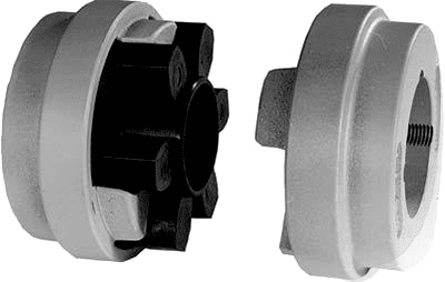 'KE' Series Couplings Heavy-duty Elastomeric Jaw Couplings