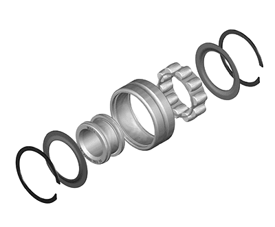 McGill® Spherical Roller Bearings