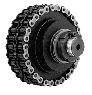Crossgard Overload Clutches and Couplings