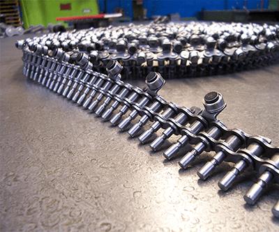 Special Construction & Attachment Chain - Cross+Morse