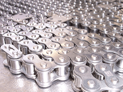 Stainless Steel Chain & Sprockets