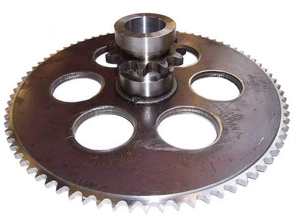 2 Pitch Sprocket