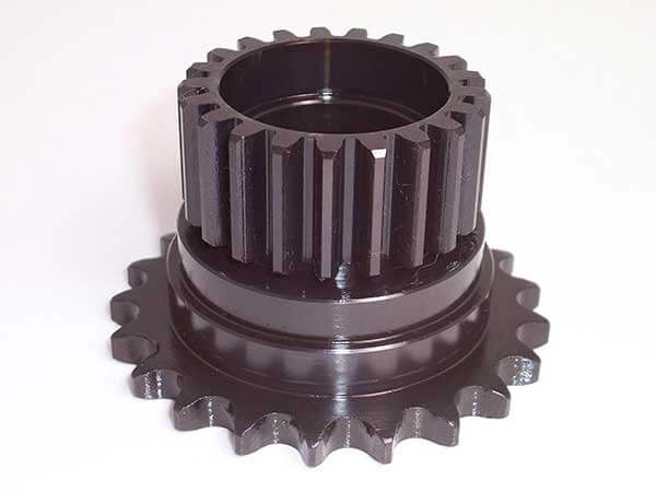 Sprocket/Gear Combination