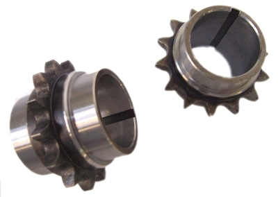 Double Bossed Sprocket